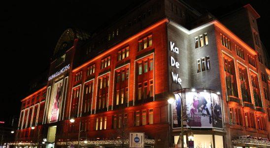 kadewe de nuit berlin commerce produits de luxe
